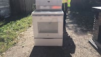 white and black front-load clothes washer Indianapolis, 46254