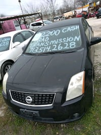 Nissan - Sentra - 2008 Houston, 77032