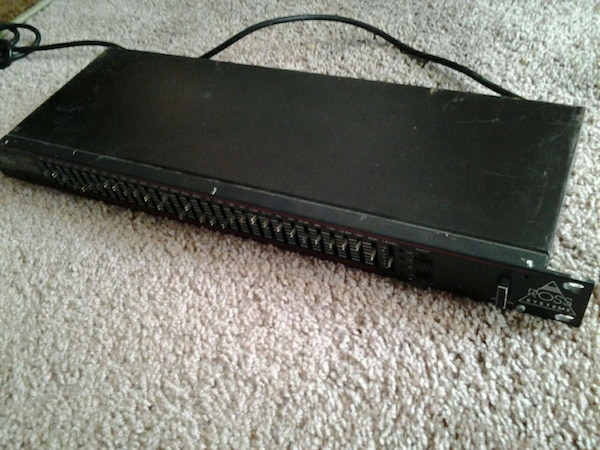 Ross Systems graphic equalizer RX-31M