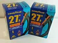 27.5 Presta Valve Tube (set of 2) Fairfax