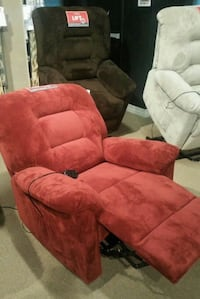 Left Recliner sofa