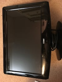 "Black Flat Screen 15"" LCD TV Annandale"