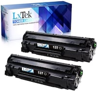 LxTeK Toner Cartridge Replacement For Canon 137  Ashburn, 20147