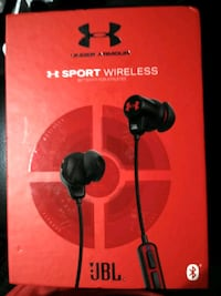 UnderArmour Bluetooth NEW IN BOX NoT NEGOTIABLE!!  Dunn Loring, 22027