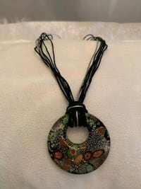 Murano Glass Necklace from Italy Vaughan, L4H 2C6