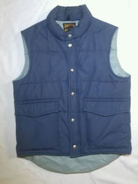 Pioneer Vest men's Small Vancouver, V6A