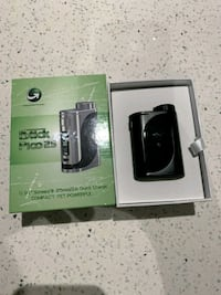 New IStick Pico 25 Mod Rechargeable with USB