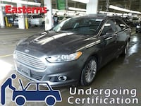 2016 Ford Fusion Titanium Sterling, 20166