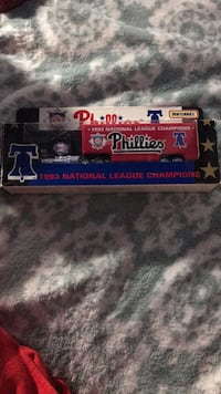 1993 phillies national league champions truck Newark, 19702