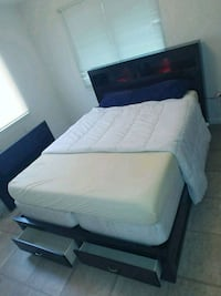 Queen size bed set Pearl City, 96782