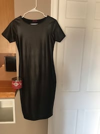 black fitted bodycon dress Indianapolis