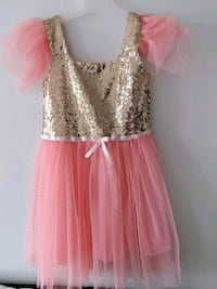 Brand new Boutique girl ruffle tutu dress