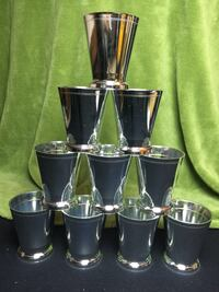 30 Silver plastic mint julep cups Indianapolis, 46226