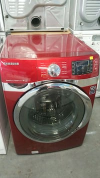 red and gray Samsung front-load washing machine Lynwood, 90262