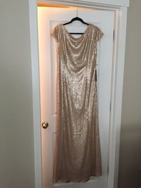 Modest Sequin Dress Draper, 84020