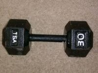 30lb dumbbell Greenbelt, 20770
