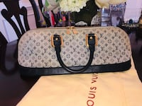 Authentic Louis Vuitton Mini Lin Alma PM Gainesville, 20155