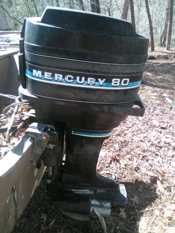 80hp mercury motor 1