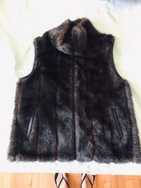 Faux fur vest Point Pleasant, 08742