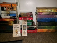 Stephen king Books & Harry Potters Tumwater, 98501