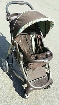 HIGH QUALITY STROLLER *COMES WITH LARGE REAR TIRES Edmonton, T6R 3B9