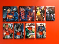 Assorted Supehero Outlet and Switch Covers (8 total) Savage, 20763