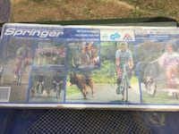 Springer attachment for dogs running with  bike Lancaster, 93536