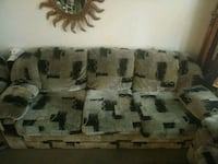 Vintage 3 piece couch