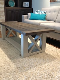 New Cedar Farmhouse Coffee Table Peachland, V0H 1X6
