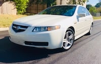 Pearl white Great BODY 2004 Acura TL Clean title  Takoma Park