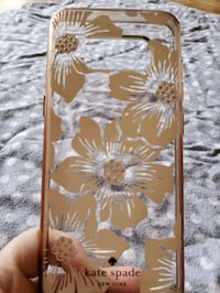 Samsung Galaxy 8s rose gold phone case by Kate Spa Fremont, 68025