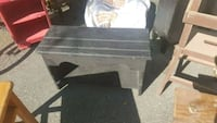 rectangular black wooden coffee table Barrie, L4N 7S3