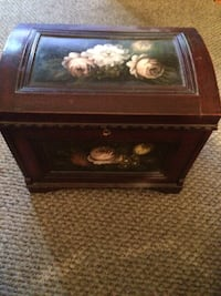 Antique jewelry box Hagerstown, 21740