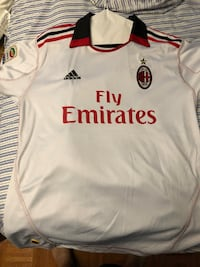 Filippo Inzaghi Autograph AC Milan Soccer Jersey Vaughan, L4H 3T6