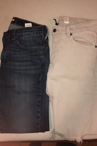 Tommy and H&M slim jeans Toronto, M2J 1X3
