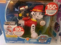 """""""Paw Patrol"""" interactive toy in box Granville, 2142"""