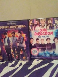 Jonas brothers and one direction movies  293 mi
