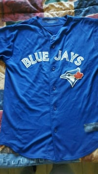 blue and white Dodgers jersey shirt Laval, H7N 2R6