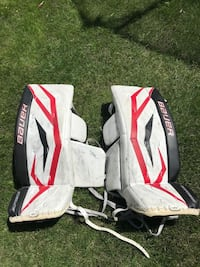 Goalie Pads - Bauer Supreme One90 Calgary, T2M 0Z8