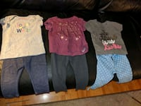 Girl clothes 12 to 18m Elmvale, L0L 1P0
