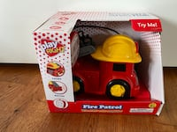 Fire Patrol Wired RC with Amplifier