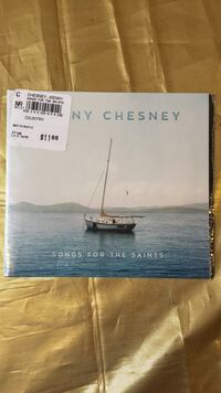 Unwrapped Kenny Chesney CD Ocean View, 19970