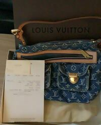 Authentic louis vuitton bags / with reciepts