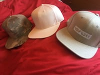 Brand new snap back hats