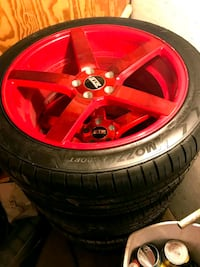 Cars  tires