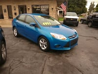 2013 Ford Focus Roseville