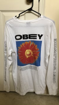 OBEY Zumiez long sleeve