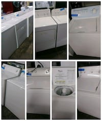 Washer and dryer set working perfectly Baltimore, 21223