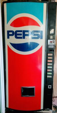 Pepsi machine Moreno Valley, 92557