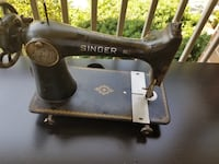 Antique sewing machine  Toronto, M6S